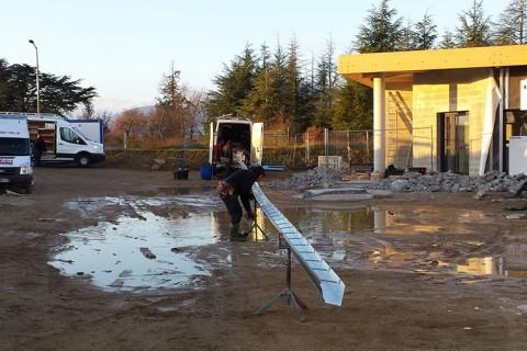 camion atelier Algo Aluminium